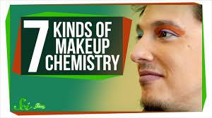 7 kinds of makeup chemistry you
