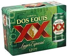 dos equis beer lager especial 12 0 ea
