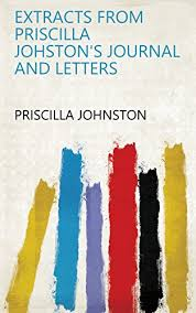 Amazon.com: Extracts from Priscilla Johston's Journal and Letters eBook: Priscilla  Johnston: Kindle Store