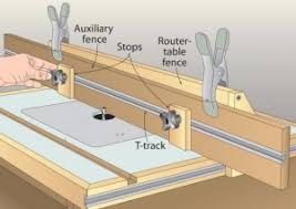 Homemade Router Table Auxiliary Fence Homemadetools Net