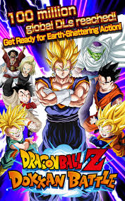 dragon ball z dokkan battle for android