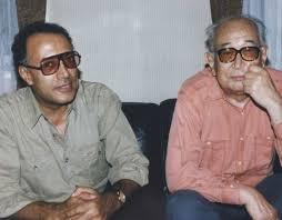 When Akira Kurosawa met Iranian director Abbas Kiarostami