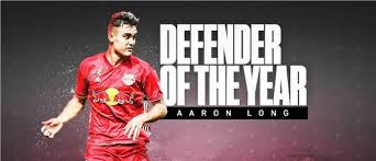NOT A LONG SHOT AT ALL: Red Bulls' Aaron Long named MLS defender of the  year - Front Row Soccer