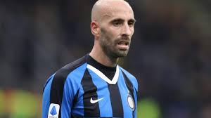 Inter Reach Agreement Over Short Term Contracts With Borja Valero ...