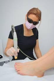 procedure banish toenail fungus