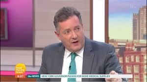 Piers Morgan slams 'disgusting' Sports ...