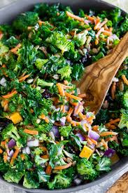 Kale Salad with Fresh Lemon Dressing ...