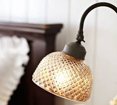 chloe mercury glass task table lamp