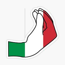 Italian Flag Stickers Redbubble