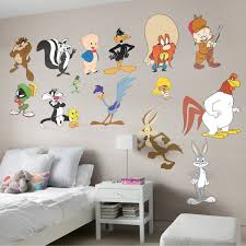 Looney Tunes Collection Officially Licensed Removable Wall Decal