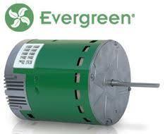 evergreen ecm er motor