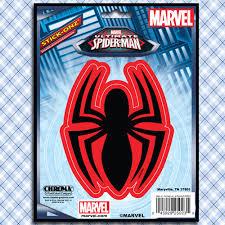 Marvel Spider Man Logo Symbol Car Window Decal Sticker
