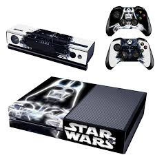 Star Wars For Microsoft Xbox One Console Game Sticker Cover Vinyl Decals And Controllers Skins For X Box One Sticker War Stickers Wars Star Warswar Star Aliexpress