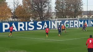 U19 PSG LENS 5A3 PSG Ruben Providence - YouTube
