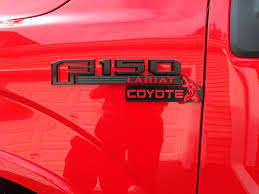 Put My 5 0 Coyote Badges Where The Factory Ecoboost Badge Goes Pics Page 2 Ford F150 Forum Community Of Ford Truck Fans