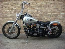 sold 1980 fxwg shovelhead bobber the