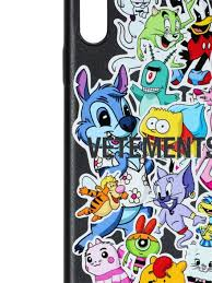 Monster Sticker Phone Case Iphone Xs Max The Webster