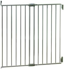 Buy Savic Dog Barrier Gate Indoor Warm Grey Online At Low Prices In India Amazon In
