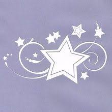 Swirls And Stars Car Decal White For Girl S Car Car Decals Car Decals Vinyl Sticker Decor