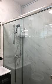 frameless tempered glass products