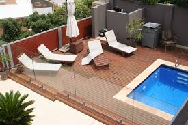 Privacy Fence And Pool Deck Knotwood