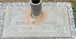 Adele Morris Stewart (1909-1964) - Find A Grave Memorial