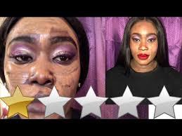 worst reviewed makeup artist in london