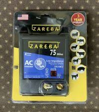 Zareba A25li Ac Powered Low Impedance 25 Mile Fence Charger For Sale Online Ebay