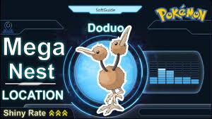 Pokemon GO DoDuo Mega Nest Best Spoofing Location 2020 - YouTube
