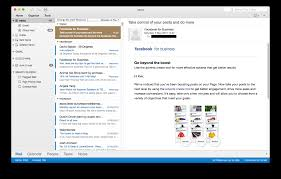 Outlook for Mac 2016 preview - Macworld UK