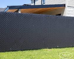 Privacy Slats Fence All