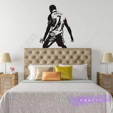 C Ronaldo Football Player Wall Sticker Sports Decal Kids Room Decoration Posters Vinyl C Ronaldo Car Soccer Player Decal Akolzol Com