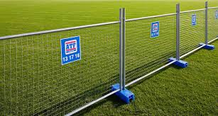 Temporary Fencing Brisbane Local Quality Temp Fence Atf Services