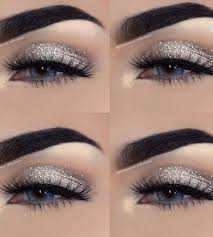prom makeup 15 simple flawless silver