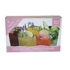 grow your own cocktail kit gardening
