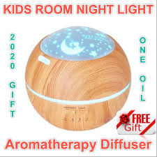 Aromatherapy Humidifier 4 In 1 Stay At Home Fall 2020 Gift Kids Teens Toddlers Aroma Essential Oil Diffuser Wood Grain Ultrasonic Aromatherapy Humidifier Free Premium Essential Oil Wood Grain Walmart Com Walmart Com