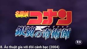 Detective CONAN opening movies 1 to 21. - YouTube
