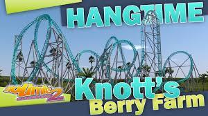 nl2 hangtime knott s berry farm 2018