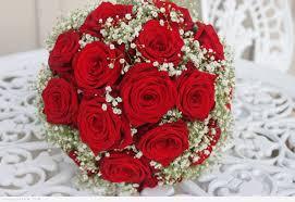 مسكات ورود حمراء لعروس 2014 مجلة رجيم