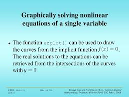 chapter 6 nar equations and