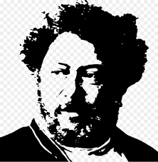 Book Black And White png download - 1254*1280 - Free Transparent Alexandre  Dumas png Download. - CleanPNG / KissPNG