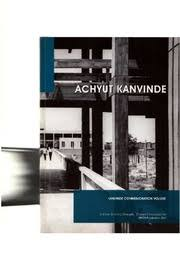 ACHYUT KANVINDE ARCHITECT : ACHYUT KANVINDE ARCHITECT COMMOMERATION VOLUME  : Free Download, Borrow, and Streaming : Internet Archive