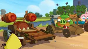 Angry Birds Go! Cinematic Trailer - YouTube