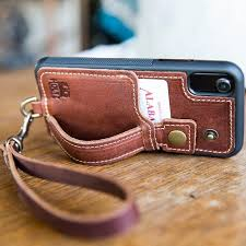 4 in 1 leather phone case wallet
