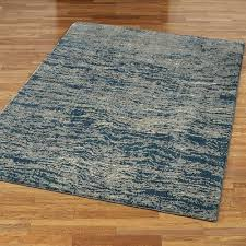 cobalt blue and gray abstract area rugs