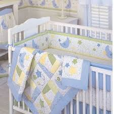 stars 9 piece baby crib bedding set