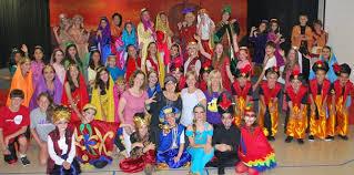 Forestville Elementary Presents Aladdin Jr.