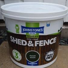 Ducksback Shed And Fence Paint Forest Green In Ws11 Chase For 12 00 For Sale Shpock