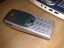 Nokia 6510 | one of my old phones