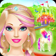 magic princess makeup dress up